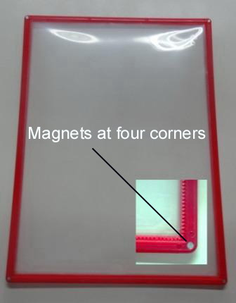 Infomate Magnetic Folders